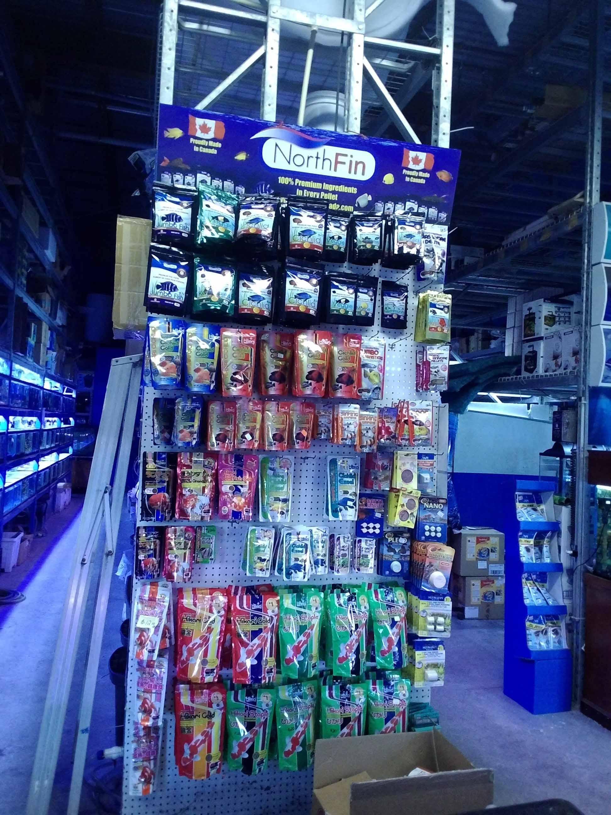 Distributors | NorthFin Premium Fish Food